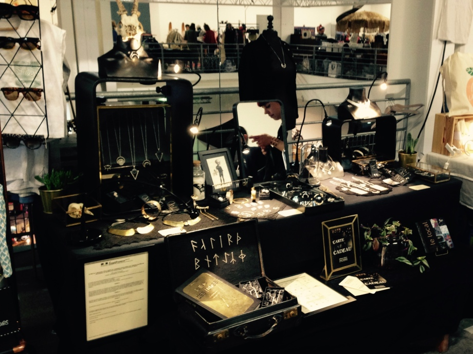 Defiance bijoux au MMV18